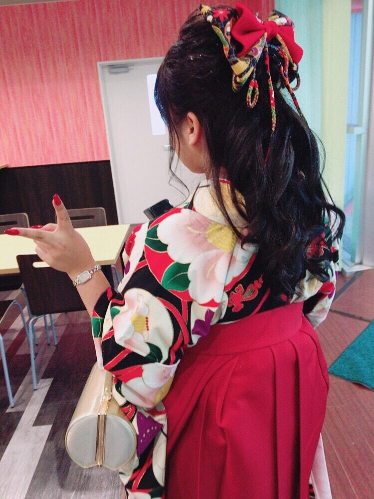 【袴】大柄でとても可愛かったです♡