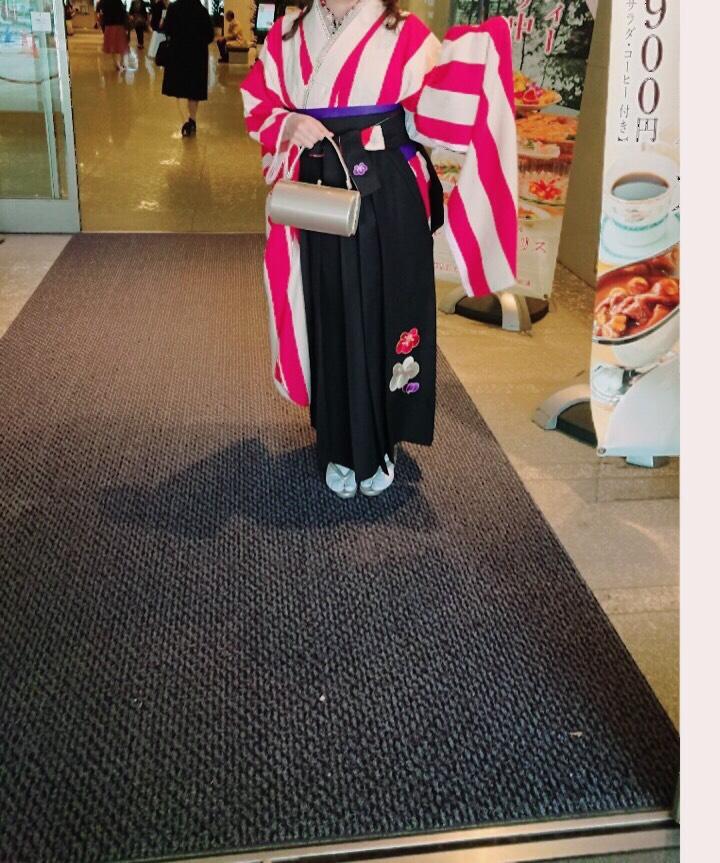 【袴】袴可愛かったです
